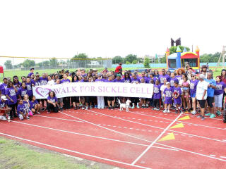 Marc Thomas Sickle Cell Association of Texas presents Walk for Sickle Cell