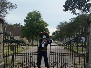Save Austin's Cemeteries presents Murder, Mayhem & Misadventure Walking Tour