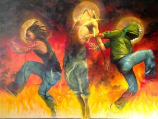 Samara Gallery presents Christopher Marion Thomas: Doxa