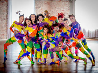 METdance presents Breaking Borders