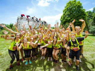 The National MS Society presents MuckFest MS Houston