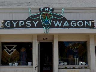 The Gypsy Wagon in Austin