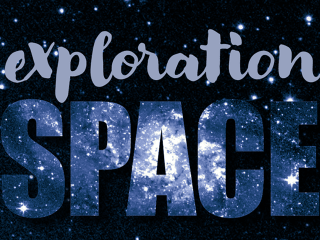 Frontiers of Flight Museum presents Exploration Space