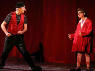 Pocket Sandwich Theatre presents The New York Goofs Performing in Election Circus