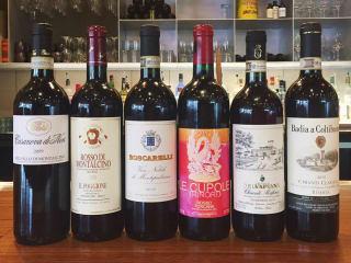 Italic presents Wines of Tuscany