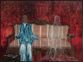 Deborah Colton Gallery presents Bert L. Long, Jr.: Looking for the Right Time