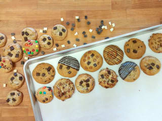 Michael's Cookie Jar cookies