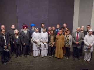 The Rothko Chapel presents Houston Interfaith Thanksgiving Service