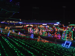 Sugar Land Skeeters presents Sugar Land Holiday Lights