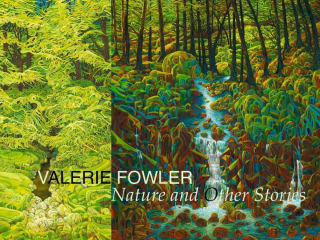 Dougherty Art Center Valerie Fowler: Nature and Other Stories opening reception
