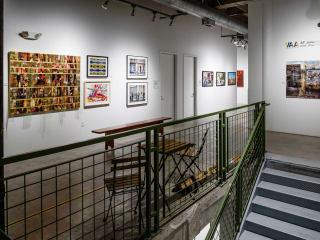 Visual Arts Alliance presents  34th Juried Membership Exhibition Artist Talk