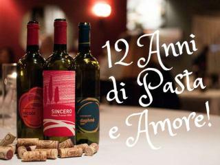 Andiamo Ristorante presents 12-Year Anniversary Dinner