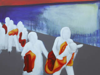 Dallas Public Library Fine Arts Division presents Eliana Miranda: Universal Migrations Opening Reception