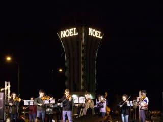 Mueller Tower Lighting