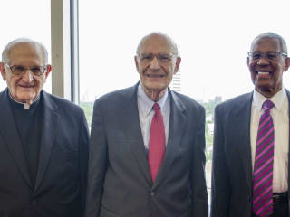 Houston's Faith Elders: Social Justice, Social Change in the Presence of the Divine