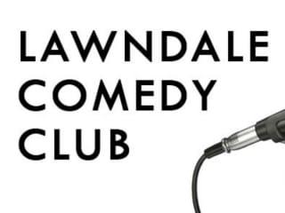 Lawndale Art Center presents Lawndale Comedy Club
