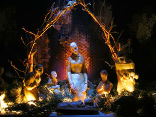 No Room at the Inn: An Exhibition of Nativity Scenes