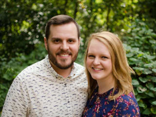 Pastors Bill and Hannah White
