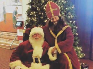 Christmas Week at Saint Arnold