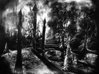 "Samara Gallery presents Richard Davison: ""New Landscapes"" opening reception"