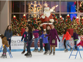 The Woodlands CVB presents The Woodlands Ice Rink
