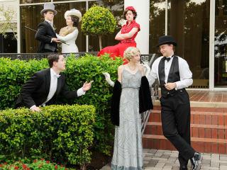 Stratford High School Playhouse presents <i>Me and My Girl</i>