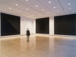 "Rice Gallery presents Sol LeWitt: ""Glossy and Flat Black Squares"" opening reception"