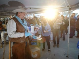 Rodeo Austin presents Cowboy Breakfast