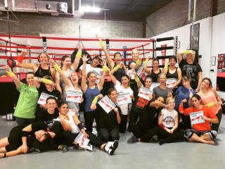 Austin Boxing Babes Open House