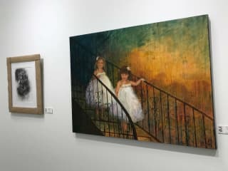 Visual Arts Alliance presents 11th Juried Invitational Exhibition opening reception