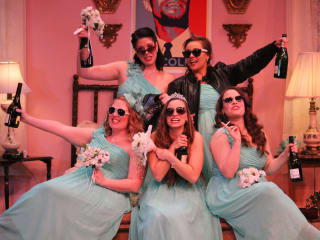 MainStage Irving-Las Colinas presents Five Women Wearing the Same Dress