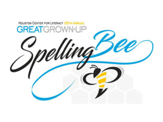 Houston Center for Literacy presents 25th Annual Great Grown-up Spelling Bee