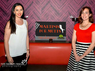 Paws in the City presents Martinis for Mutts