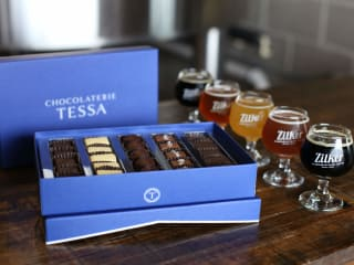 Chocolaterie Tessa presents Valentine's Beer & Chocolate Pairing