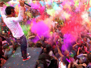 Houston Holi 2017