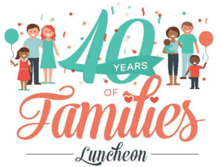 Spaulding for Children presents Forty Years of Families