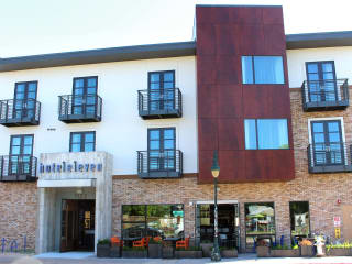 Hotel Eleven 11th Street Austin 2016 front exterior