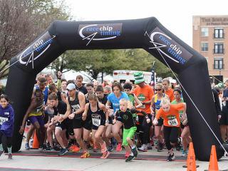 Trinity Falls presents St. Patrick's Day Festival 5K and Fun Run