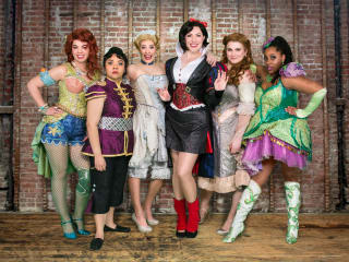 Tobin Center presents Disenchanted The Musical