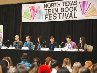 2017 North Texas Teen Book Festival
