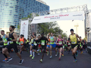 2017 Humana Rock 'n' Roll Dallas Half Marathon