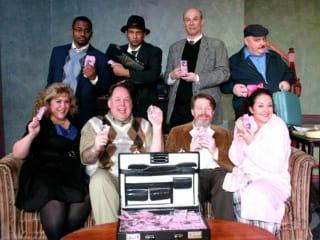 Pocket Sandwich Theatre presents Funny Money