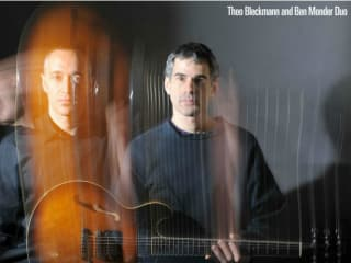 Theo Bleckmann and Ben Monder Duo