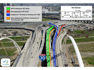 I-30 freeway