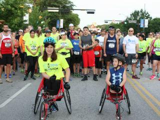 Shea Racing LLC presents Lone Star Half Marathon and Mayor's 5K