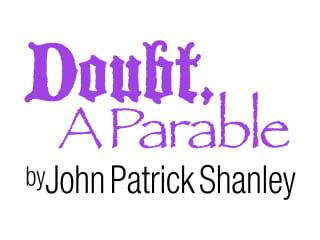 Unity Theatre presents <i>Doubt, A Parable</i>