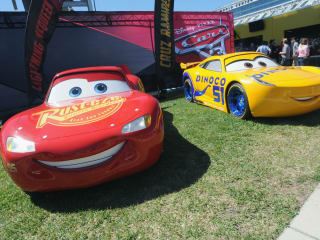 Cars 3: Road to the Races