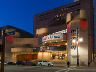 Alley Theatre exterior