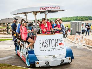 2nd Annual Easton Park Parkapalooza Festival