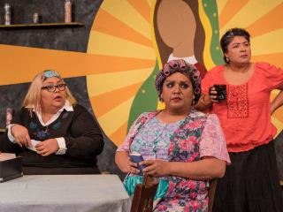Playhouse San Antonio presents <i>Aye, No!</i>